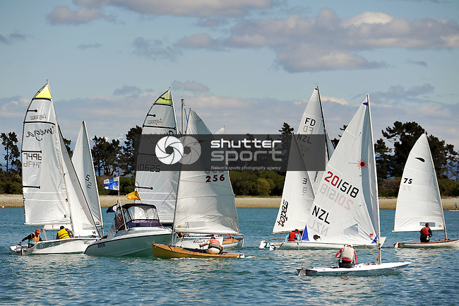 NELSON, NEW ZEALAND - SEPTEMBER 27: Yachting at the Nelson Yacht Club during the NZCT South Island Masters Games, 27 September 2015, Nelson, New Zealand<br /> Photo: Chris Conroy/shuttersport.co.nz