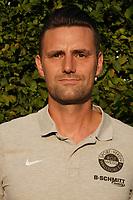 Trainer Max Martin (RW Walldorf) - Mörfelden-Walldorf 04.08.2020: Mannschaftsvorstellung von Hessenligist Rot-Weiss Walldorf für die Saison 2020/21