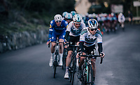 Juraj Sagan (SVK/BORA-hansgrohe) leading the peloton<br /> <br /> 109th Milano-Sanremo 2018<br /> Milano > Sanremo (291km)