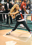 Marisa Miller at the MLB All Star Fanfest Batting Practice held at The Anaheim Convention Center , the precursor to The All Star Legends Celebrity Softball game in Anaheim, California on July 11,2010                                                                               © 2010 Debbie VanStory / Hollywood Press Agency
