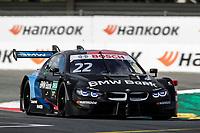 5th September 2020, Assen, Netherlands;  22 Lucas Auer AUT, BMW Team RMR, BMW M4 DTM, 2020 DTM Assen