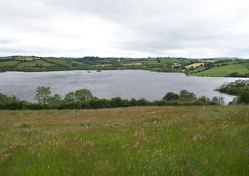 File image of Barnagrow Lake in Co Cavan
