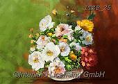 Franco, FLOWERS, BLUMEN, FLORES, paintings+++++,ITZP25,#f#, EVERYDAY
