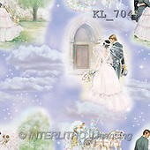 Interlitho, Michele, GIFT WRAPS, paintings, couples, coach, portal(KL7045,#GP#) everyday