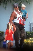 Hulk Hogan, 1987, Photo By John Barrett/PHOTOlink
