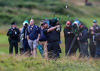 210719 | The 148th Open - Final Round<br /> <br /> Shane Lowry of Ireland on the 14th during the final round of the 148th Open Championship at Royal Portrush Golf Club, County Antrim, Northern Ireland. Photo by John Dickson - DICKSONDIGITAL