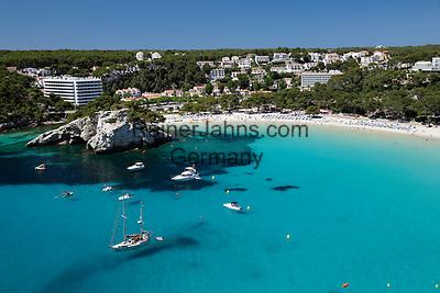 Spain, Menorca: Cala Galdana | Spanien, Menorca: Cala Galdana
