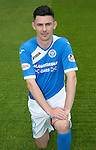 St Johnstone FC photocall Season 2016-17<br />Eoghan McCawl<br />Picture by Graeme Hart.<br />Copyright Perthshire Picture Agency<br />Tel: 01738 623350  Mobile: 07990 594431