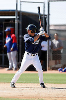 Blake Tekotte  - San Diego Padres - 2009 spring training.Photo by:  Bill Mitchell/Four Seam Images