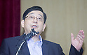 Sejong University professor discusses war-time use of sex slaves by Japan