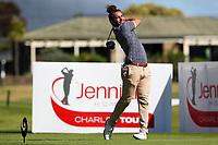 Luke Toomey. Christies Flooring Mt Maunganui Golf Open, Mt Maunganui, Tauranga, New Zealand,Thursday 10 December 2020. Photo: Simon Watts/www.bwmedia.co.nz