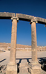 Jordan, Jerash. The Forum&#xA;<br />