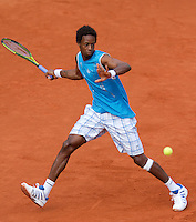 27-05-10, Tennis, France, Paris, Roland Garros, i  Monfils