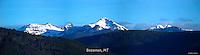 Bozeman Peaks