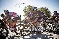Jasper Philipsen (BEL/Alpecin-Fenix)<br /> <br /> Stage 21 (Final) from Chatou to Paris - Champs-Élysées (108km)<br /> 108th Tour de France 2021 (2.UWT)<br /> <br /> ©kramon