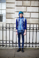 London Fashion Week February 2012 Street Style