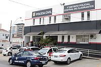 Campinas (SP), 24/02/2021 - Policia - No bairro São Fernando um indivíduo foi preso, na manha desta quarta-feira (24) em flagrante por receptação de fibra ótica da Vivo, modens e fios da net, além de furto de energia e sinal da net.