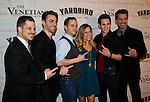 Venetian/Palazzo Red carpet arrivals for Yardbird, and Frank the Man,,arrival