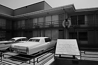 Memphis, TN, May 7, 2009.The Lorraine Motel, where M. L. King was assassinated, is now home of the U. S. Museum of Civil Rights...