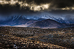 Eastern Sierra, California