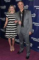 """BEVERLY HILLS, CA, USA - MARCH 26: Sorel Carradine, Keith Carradine at the 22nd """"A Night At Sardi's"""" To Benefit The Alzheimer's Association held at the Beverly Hilton Hotel on March 26, 2014 in Beverly Hills, California, United States. (Photo by Xavier Collin/Celebrity Monitor)"""