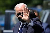 JUN 01 Joe Biden departs to Oklahoma - Washington