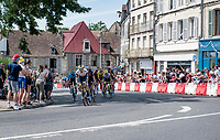 breakaway group<br /> <br /> Stage 7 from Vierzon to Le Creusot (249km)<br /> 108th Tour de France 2021 (2.UWT)<br /> <br /> ©kramon