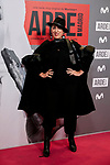 Rossy de Palma attends to ARDE Madrid premiere at Callao City Lights cinema in Madrid, Spain. November 07, 2018. (ALTERPHOTOS/A. Perez Meca)