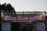 Milano Jazzin Festival, Milan, Italy.