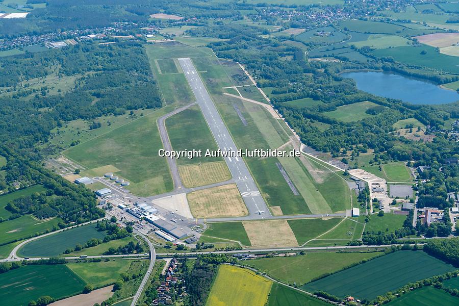 Flugplatz Lübeck Blankensee