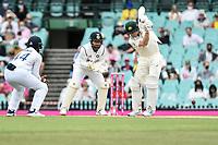 8th January 2021; Sydney Cricket Ground, Sydney, New South Wales, Australia; International Test Cricket, Third Test Day Two, Australia versus India; Steve Smith of Australia batting