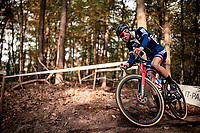 Florian Richard Andrade (FRA)<br /> <br /> UEC Cyclocross European Championships 2020 - 's-Hertogenbosch (NED)<br /> <br /> U23 MEN<br /> <br /> ©kramon