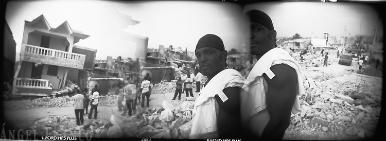 Fort National, Port au Prince, Haiti, 2010