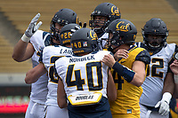 BERKELEY, CA - April 22, 2017: Cal Bears Football Spring Game