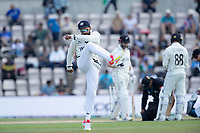 Virat Kohli, India shows his frustration as the decision against Kane Williamson, New Zealand is overturned on review during India vs New Zealand, ICC World Test Championship Final Cricket at The Hampshire Bowl on 23rd June 2021