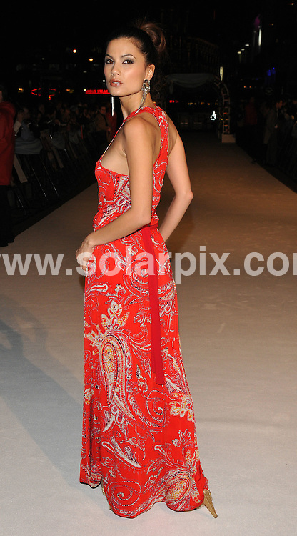 **ALL ROUND PICTURES FROM SOLARPIX.COM**.**WORLDWIDE SYNDICATION RIGHTS**.The film premiere of 'The Accidental Husband' in London. 13th February 2008..This pic: Natassia Scarlet Malthe..JOB REF: 5778 ATM     DATE: 13_02_2008.**MUST CREDIT SOLARPIX.COM OR DOUBLE FEE WILL BE CHARGED* *UNDER NO CIRCUMSTANCES IS THIS IMAGE TO BE REPRODUCED FOR ANY ONLINE EDITION WITHOUT PRIOR PERMISSION*