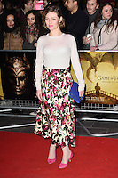 """Camilla Rutherford<br /> at the """"Game of Thrones Hardhome"""" gala screening, Empire, Leicester Square London<br /> <br /> <br /> ©Ash Knotek  D3098 12/03/2016"""