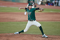 Greensboro Grasshoppers starting pitcher Braxton Ashcraft (51) in action against the Hickory Crawdads at First National Bank Field on May 6, 2021 in Greensboro, North Carolina. (Brian Westerholt/Four Seam Images)
