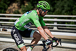 Green Jersey Peter Sagan (SVK) Bora-Hansgrohe during Stage 20 of the 2019 Tour de France running 59.5km from Albertville to Val Thorens, France. 27th July 2019.<br /> Picture: ASO/Pauline Ballet | Cyclefile<br /> All photos usage must carry mandatory copyright credit (© Cyclefile | ASO/Pauline Ballet)
