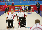 Canada won the gold in curling in Torino.