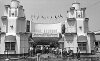 Cartierville. Parc Belmont. 1953. Archives de la Ville de Montréal