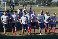 USMNT Training, January 25, 2015