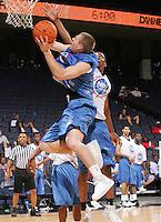 G/F Matt Gatens (Iowa City, IA / Iowa City) shoots the ball during the NBA Top 100 Camp held Friday June 22, 2007 at the John Paul Jones arena in Charlottesville, Va. (Photo/Andrew Shurtleff)