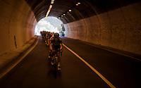 tunnel<br /> <br /> 110th Milano-Sanremo 2019 (ITA)<br /> One day race from Milano to Sanremo (291km)<br /> <br /> ©kramon