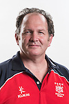 Hong Kong Junior Squad management team member David Bayldon poses during the Official Photo Session Day at King's Park Sports Ground ahead the Junior World Rugby Tournament on 25 March 2014. Photo by Andy Jones / Power Sport Images