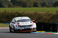 Round 5 of the 2020 British Touring Car Championship. #31 Jack Goff. RCIB Insurance with FOX Transport. Volkswagen CC.