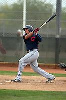 Gio Urshela - Cleveland Indians 2016 spring training (Bill Mitchell)