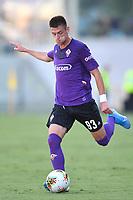 Aleksa Terzic Fiorentina <br /> Firenze 19/08/2019 Stadio Artemio Franchi <br /> Football Italy Cup 2019/2020 <br /> ACF Fiorentina - Monza  <br /> Foto Andrea Staccioli / Insidefoto