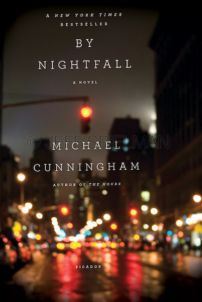 BY NIGHTFALL - A Novel, By Michael Cunningham<br />