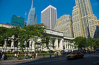 New York Public Library main branch, Manhattan, USA